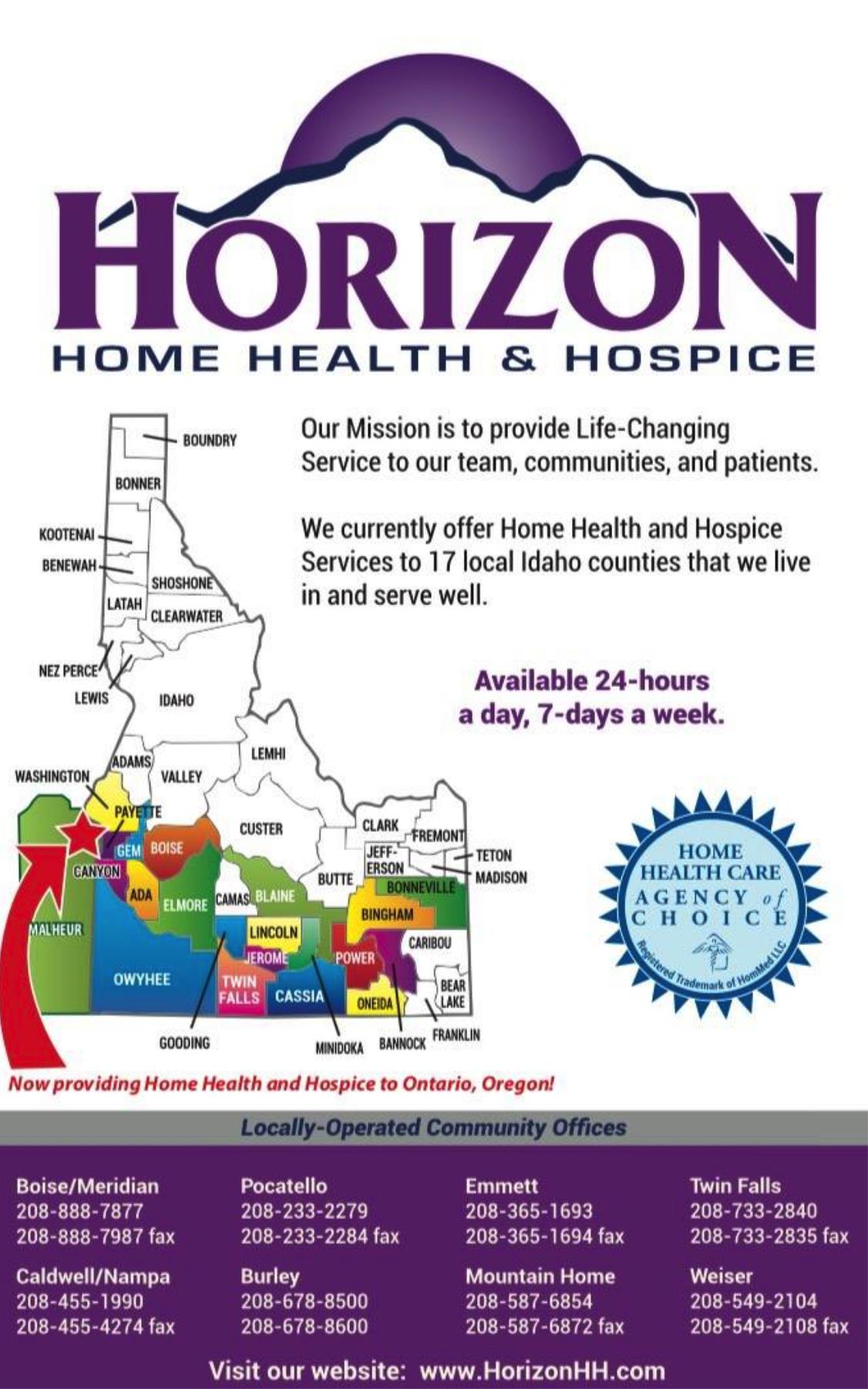 Horizon Home Health & Hospice East image 1