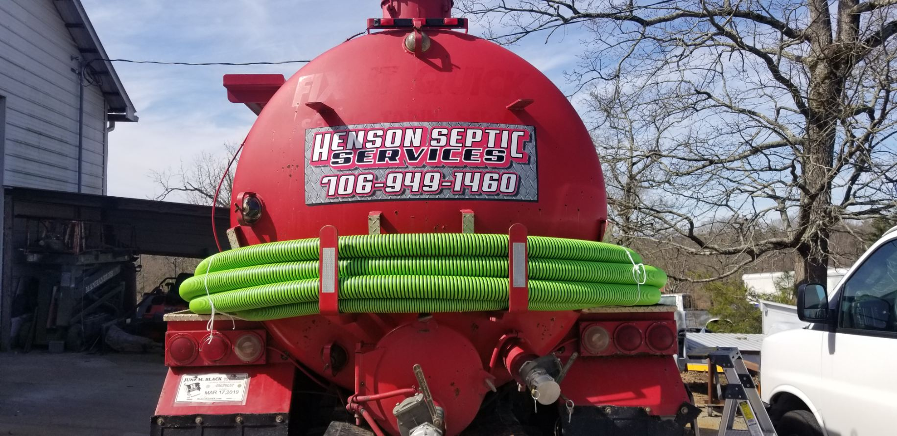 Henson Septic Services image 2