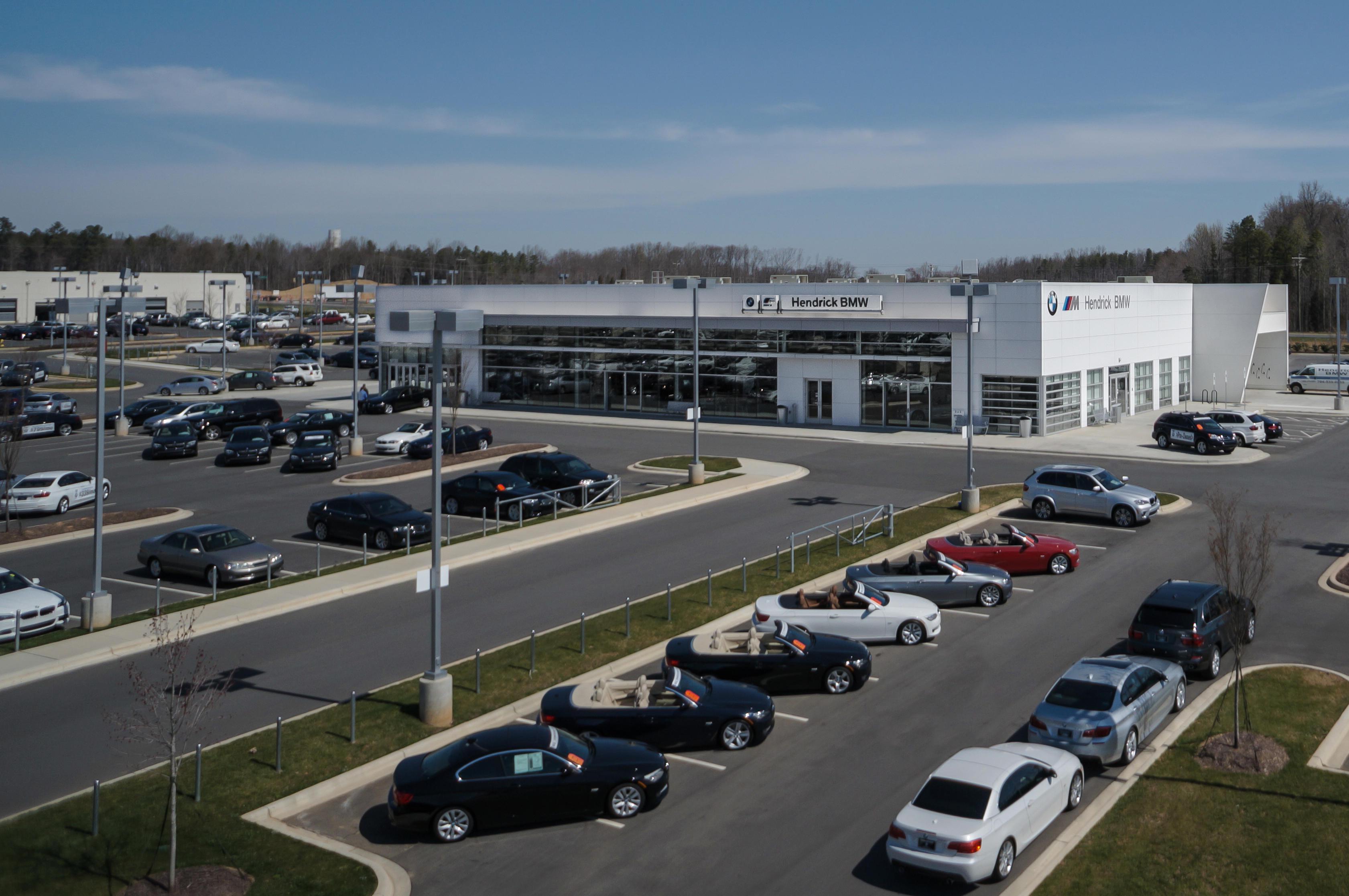 Hendrick Bmw Northlake 10720 Northlake Auto Plaza Blvd Charlotte Nc Auto Dealers Mapquest