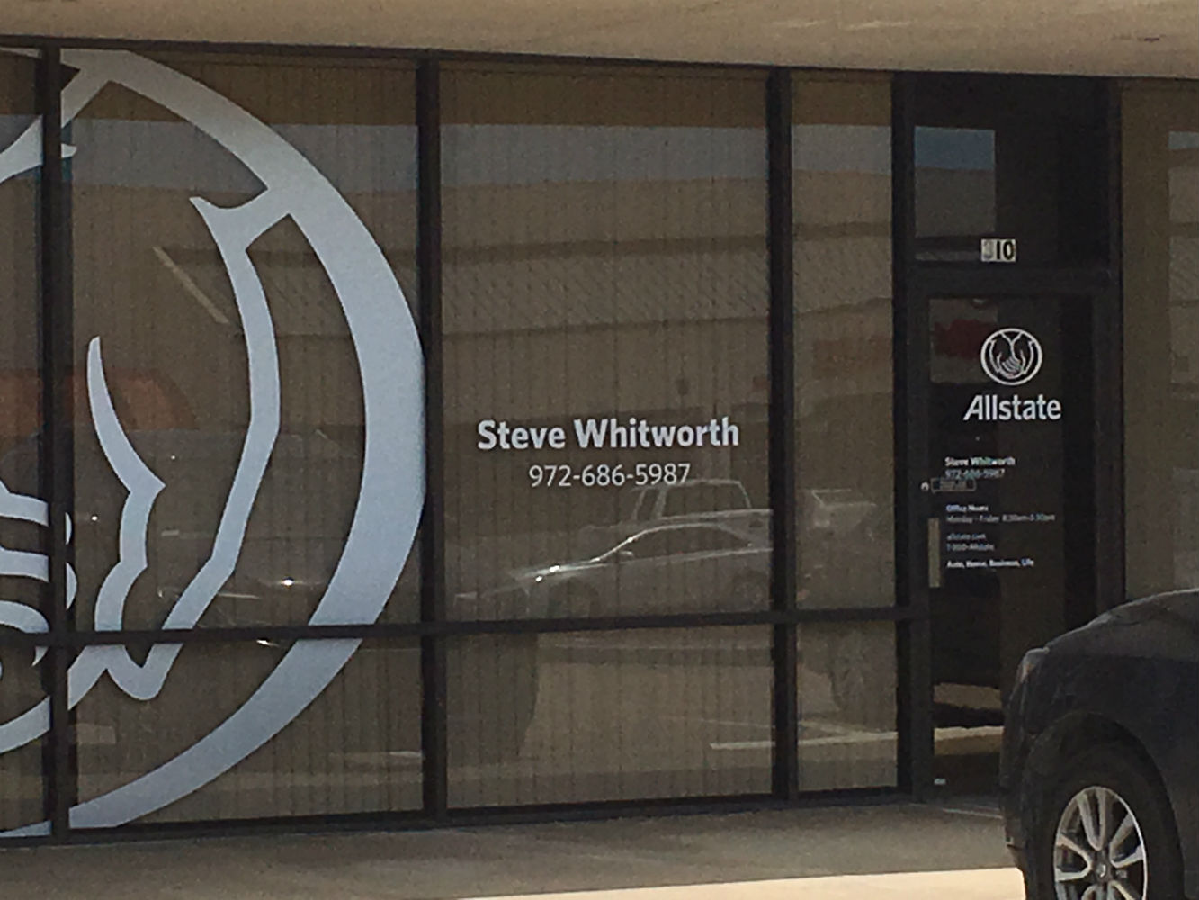 Steve Whitworth: Allstate Insurance