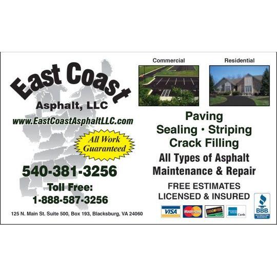 East Coast Asphalt LLC