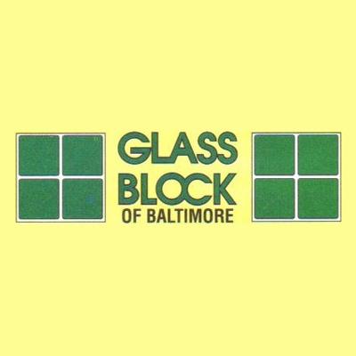 Glass Block Of Baltimore