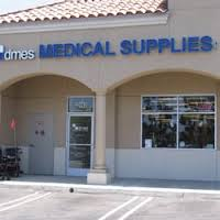 DMES Medical Supplies Store Huntington Beach