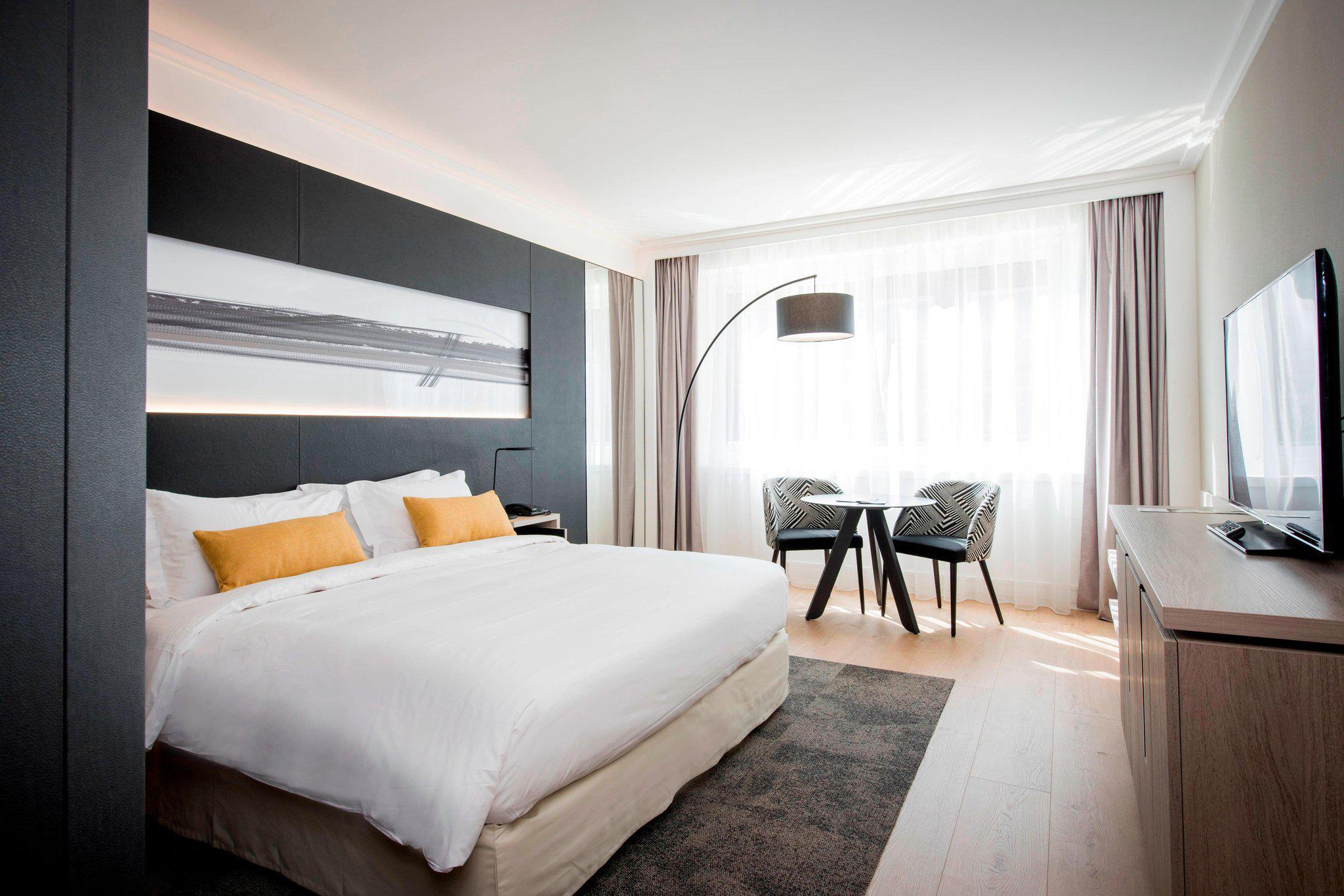 Lyon Marriott Hotel Cité Internationale