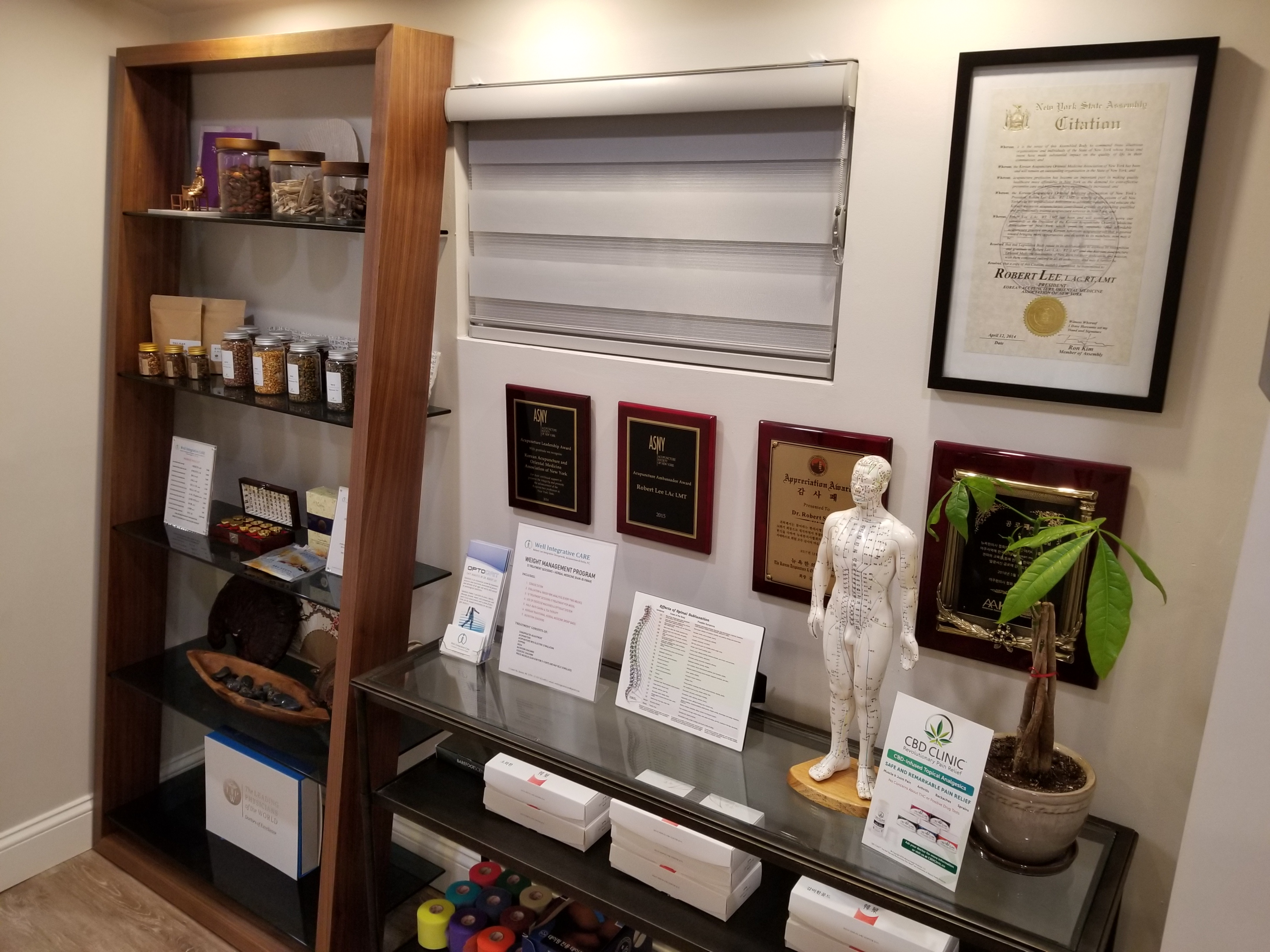 Well Integrative Care Chiropractic, Acupuncture & Rehab - Dr Robert Lee, DC, L.Ac image 1