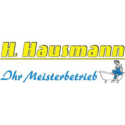 Logo von H. Hausmann Sanitär-Heizung-Tank-Fachbetrieb GmbH