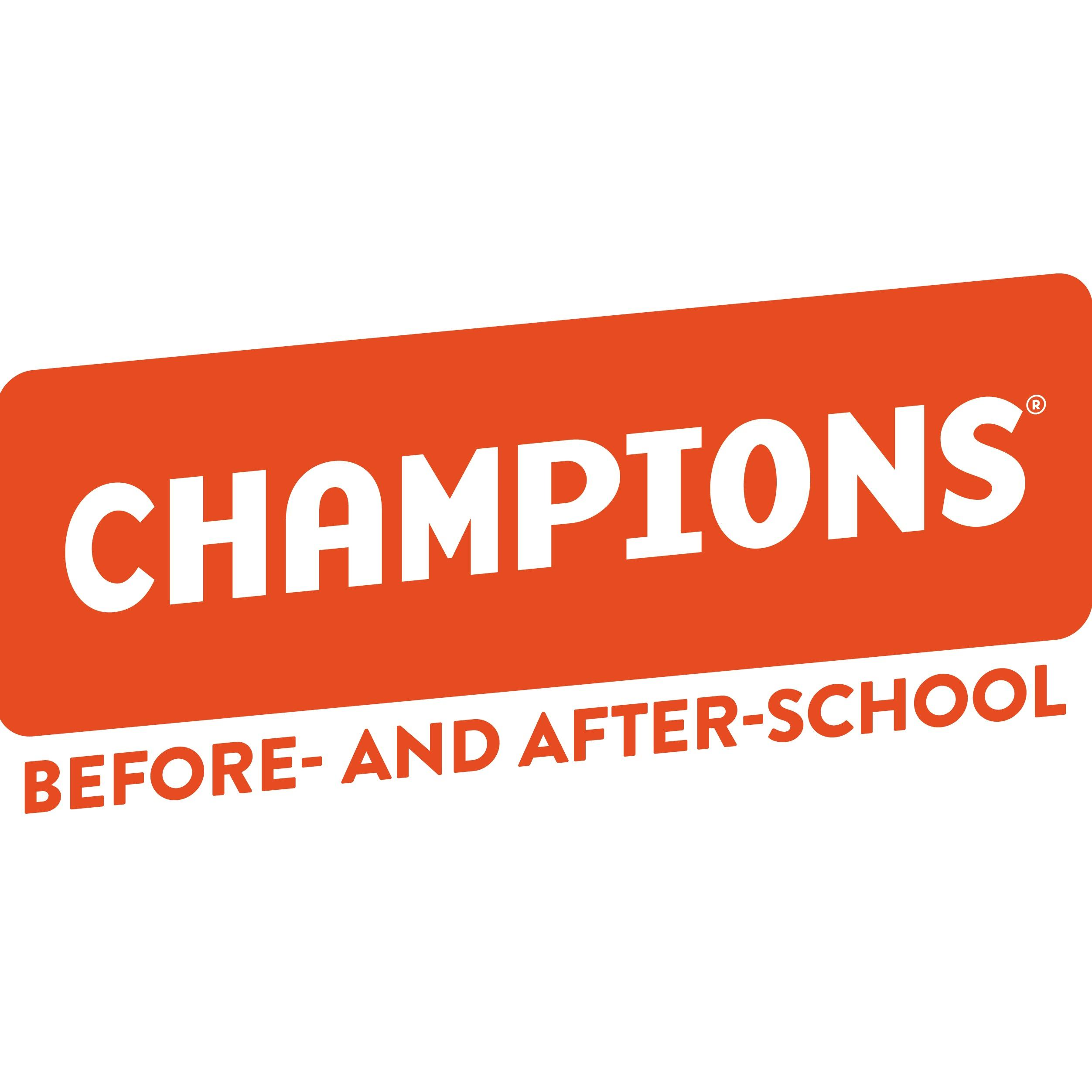 Champions at Jason Lee Elementary School