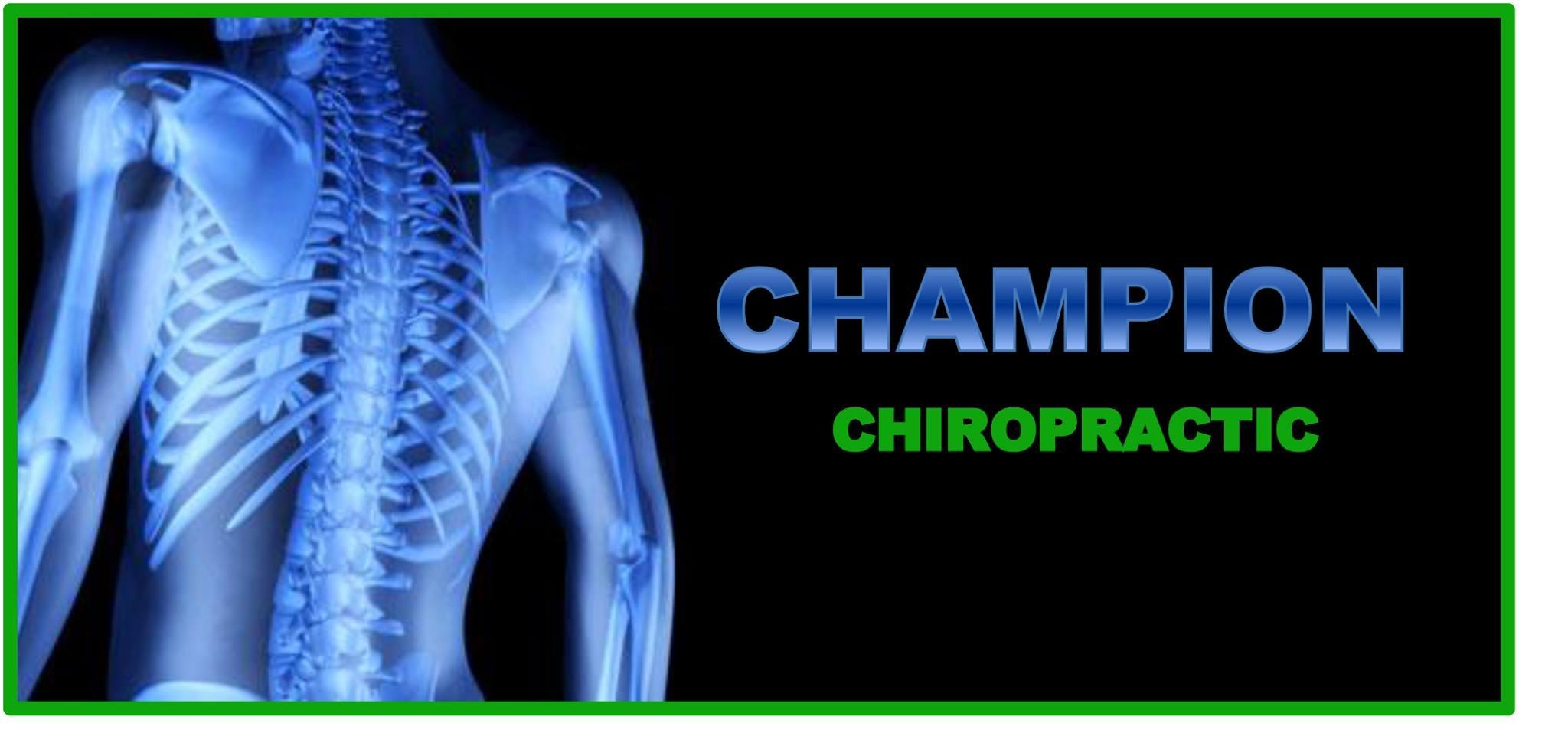 Champion Chiropractic image 1