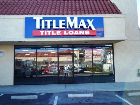 TitleMax Title Loans - ad image