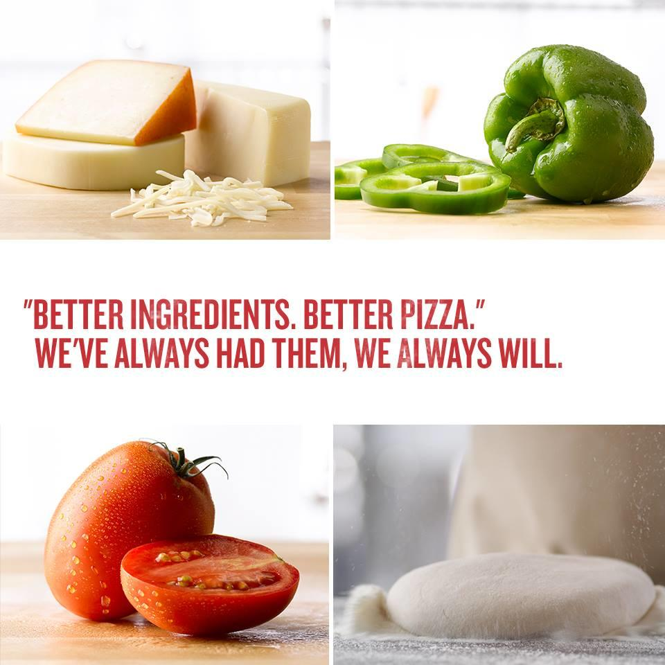 Learn the story behind Papa John's commitment to quality ingredients at https://www.youtube.com/embed/qQATumQq7XA?rel=0