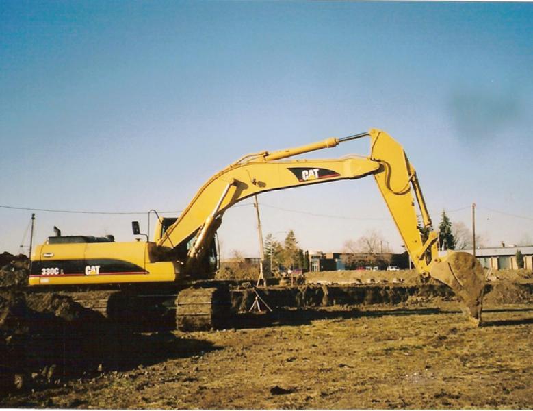 Excavation Bouchard Ltée à Sainte-Geneviève