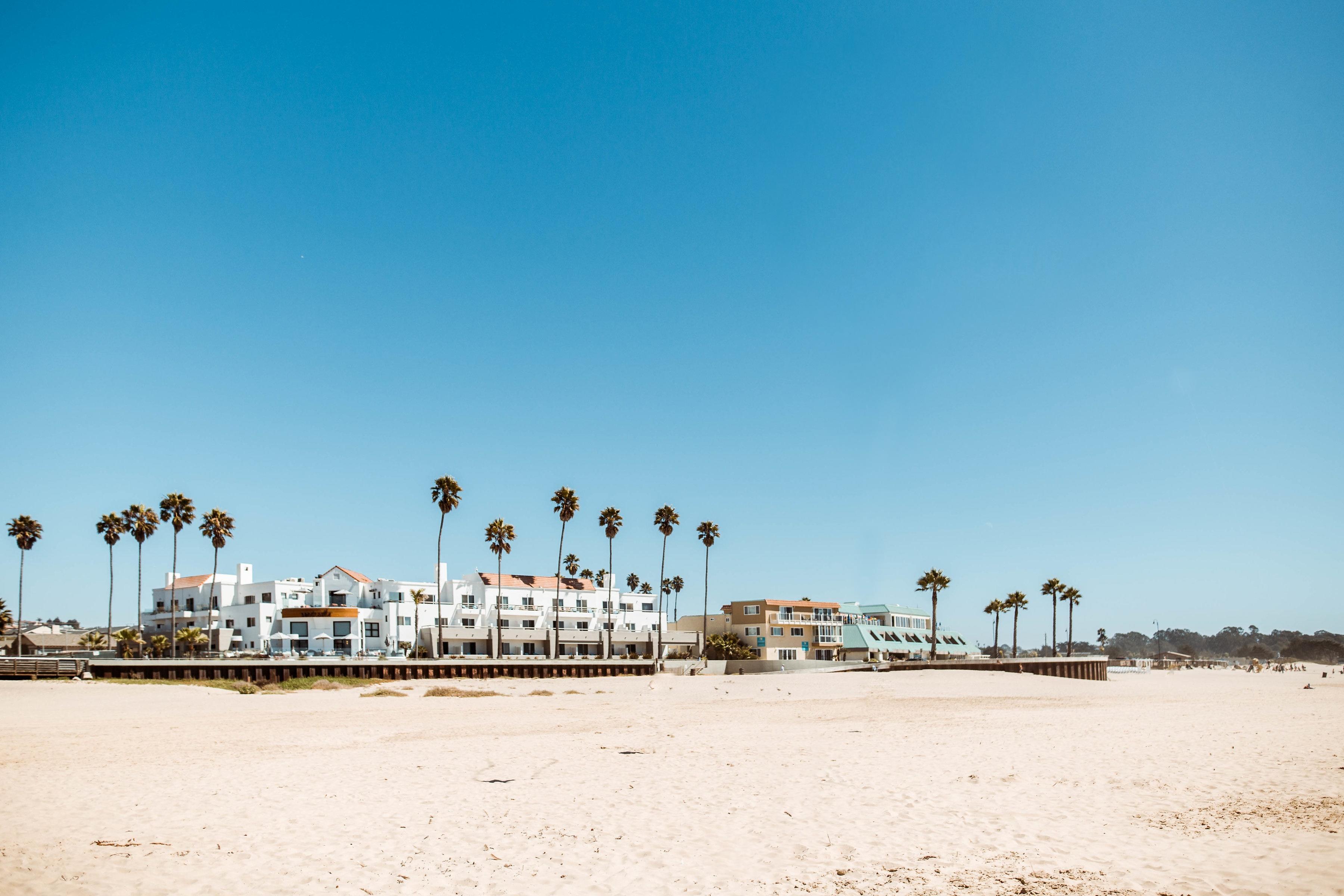 Sandcastle Hotel On The Beach 100 Stimson Ave Pismo Beach Ca