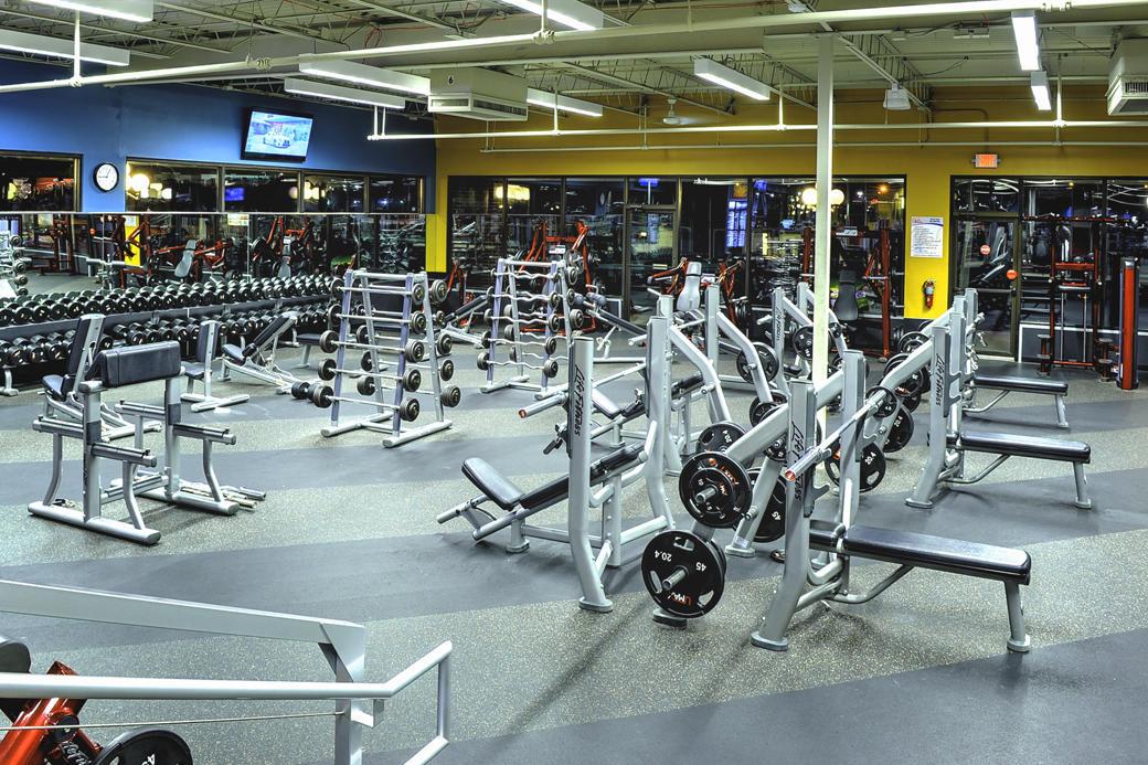 Club Fitness image 8