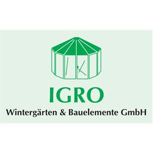 Logo von IGRO Wintergärten & Bauelemente GmbH