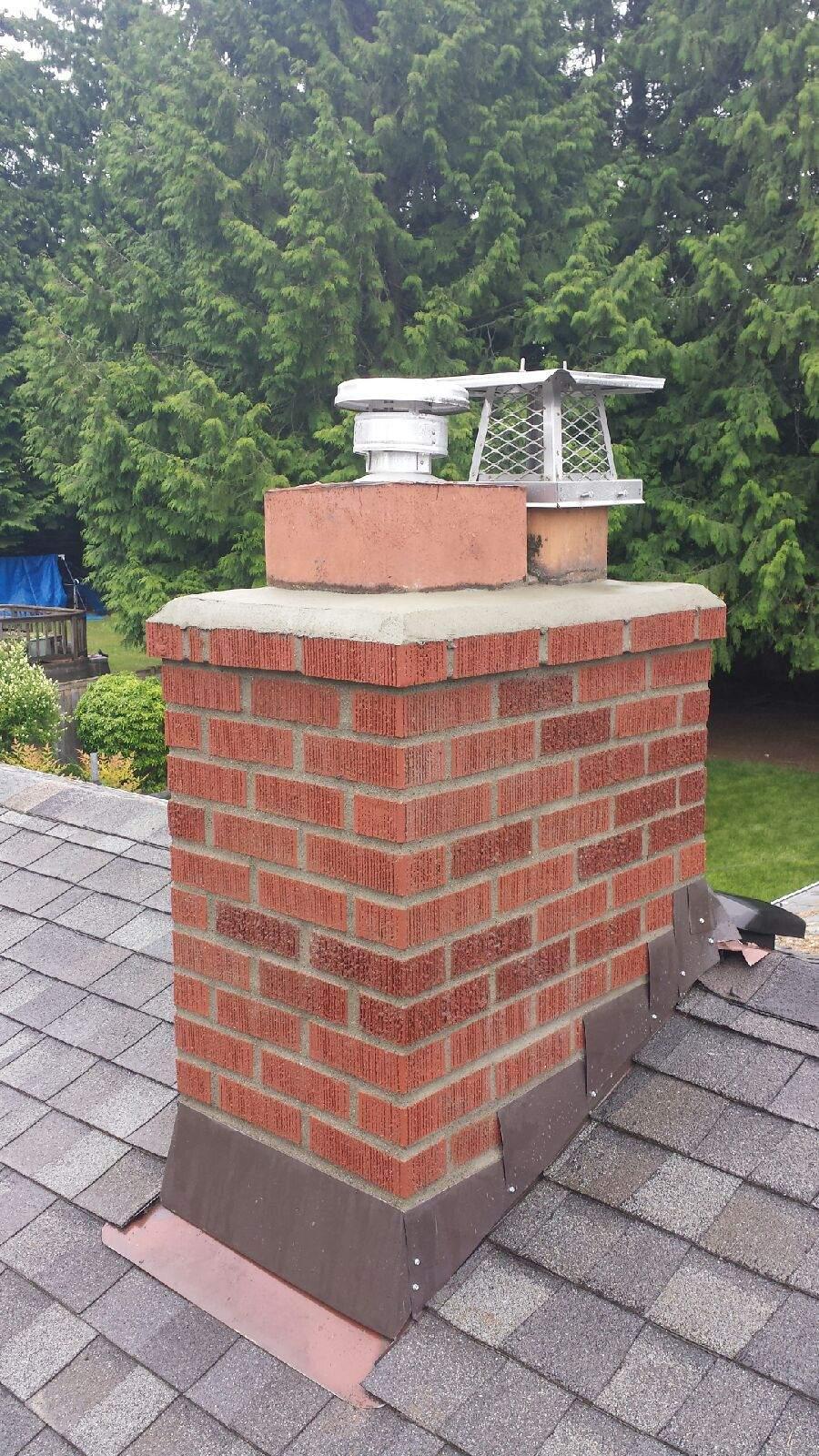 Sound Chimneys, Masonry & Cleaning image 2