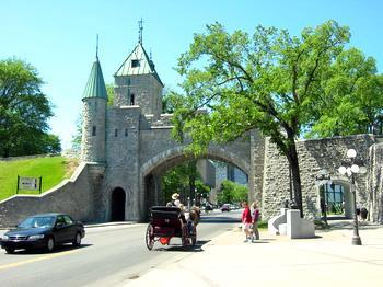 Best Western Premier Hotel Aristocrate à Quebec: Local Attraction
