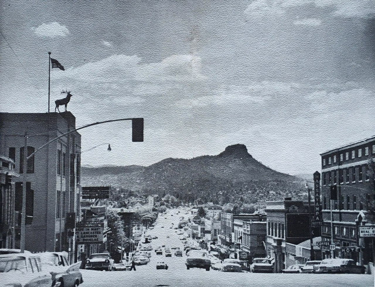 Historic Image of Downtown Prescott, AZ Donny Karcie, MBA RE/MAX Mountain Properties 731 W Gurley Street / Prescott, AZ 86305 (928) 899-4772 http://www.featureprescott.com