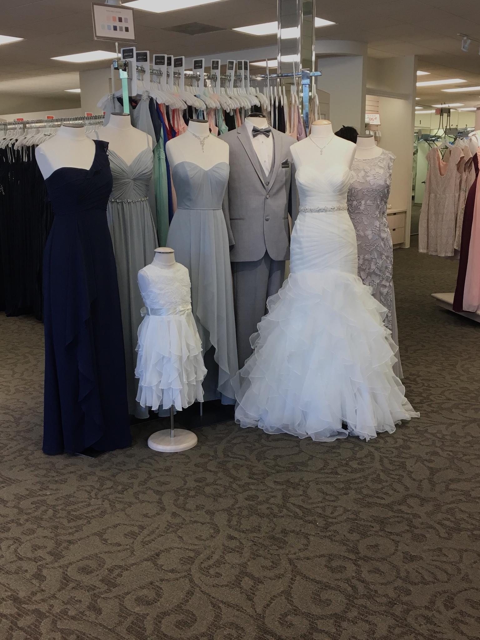 David S Bridal 4503 W Kennedy Blvd Tampa Fl Clothing
