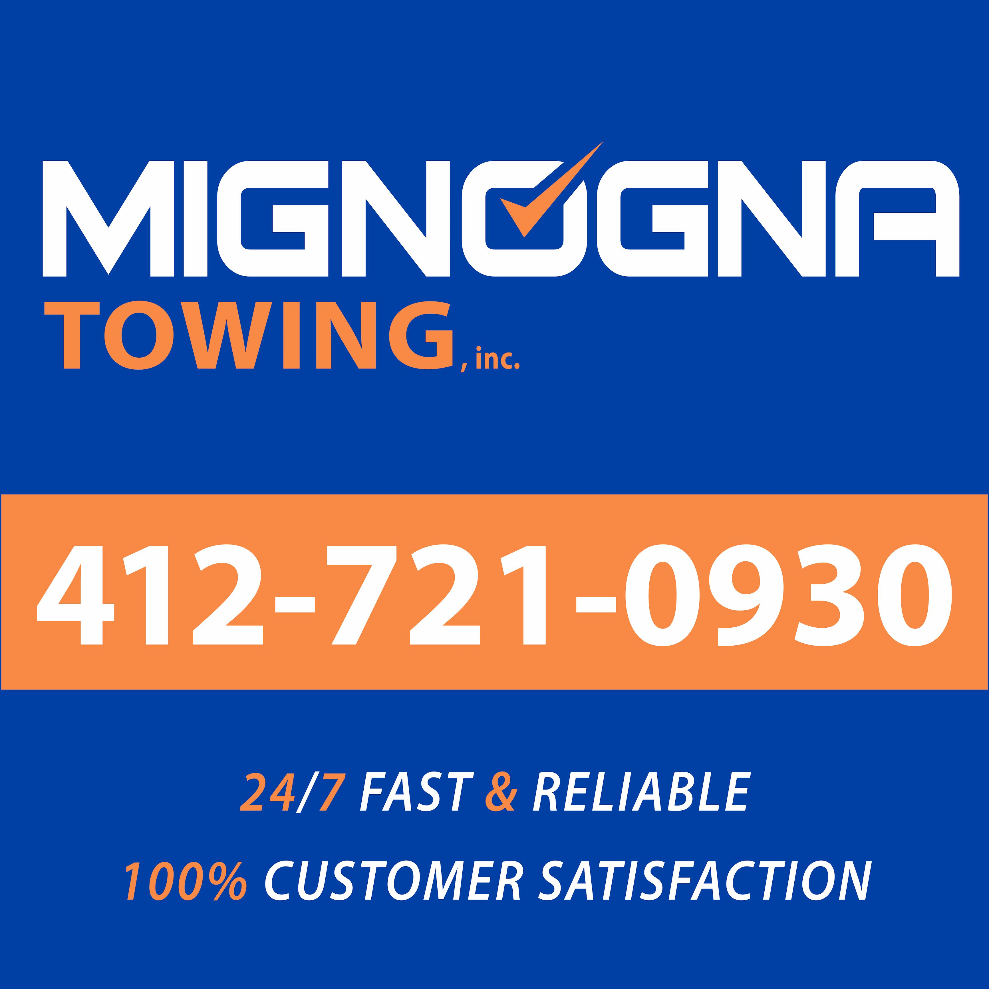 Mignogna Towing, Inc.