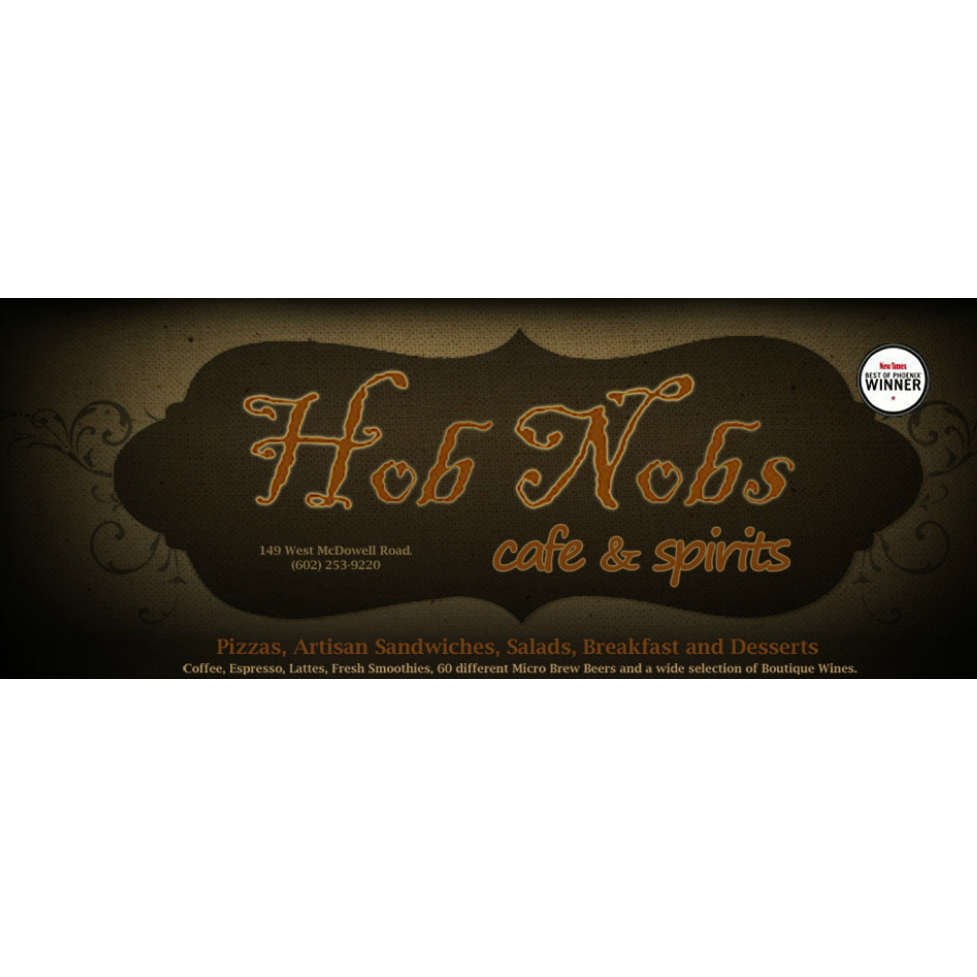 Hob Nobs Cafe & Spirits