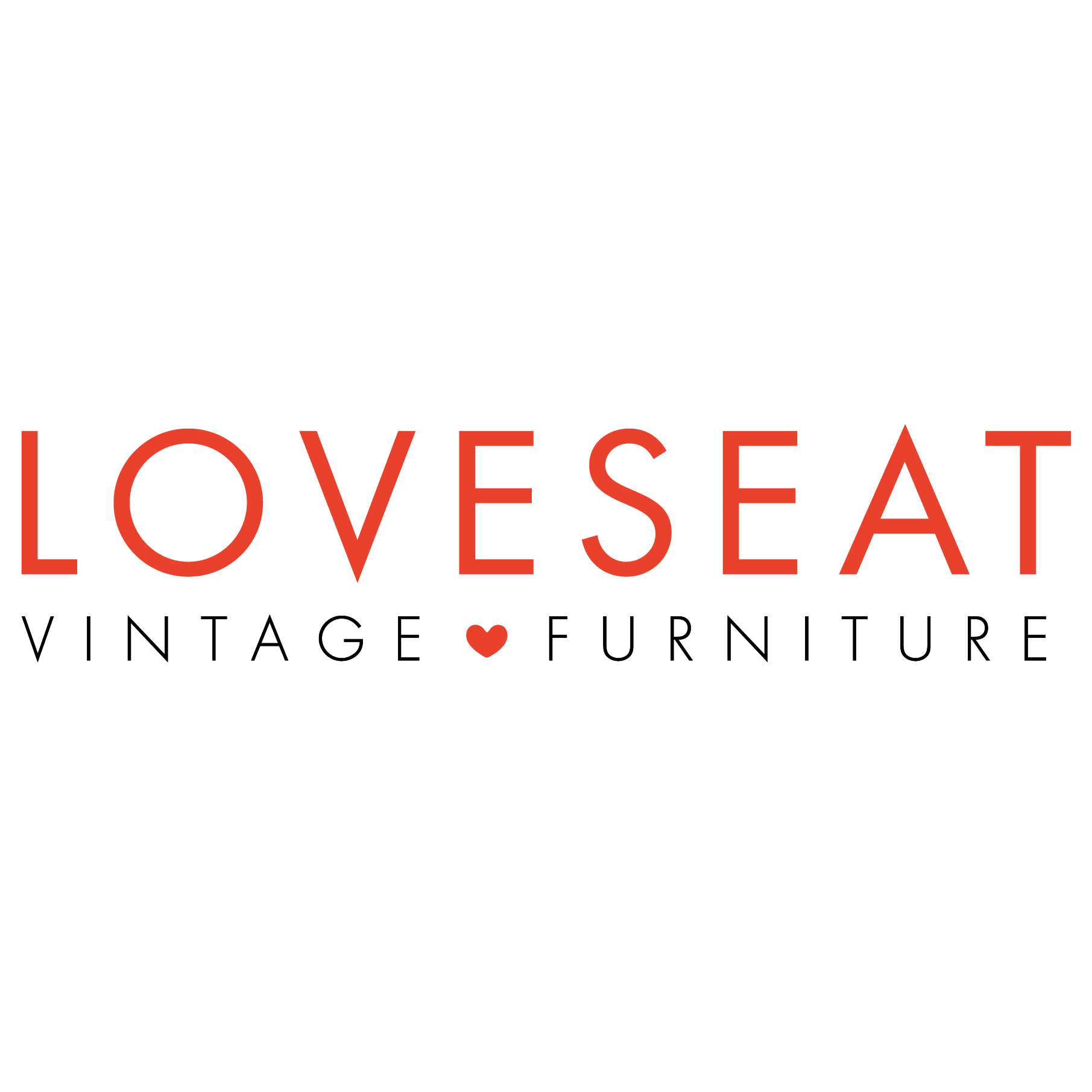 Loveseat Vintage Furniture Los Angeles