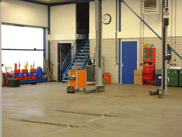 Koolen Garage en Berging