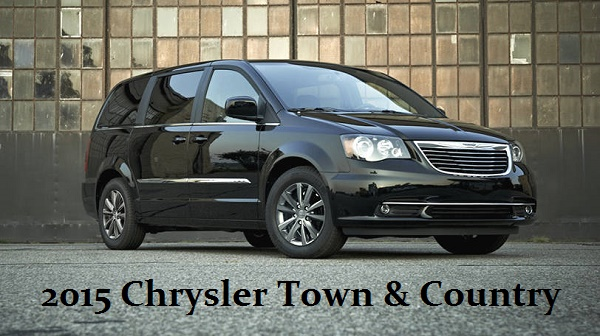 2015 Chrysler Town & Country For Sale in Appleton, WI