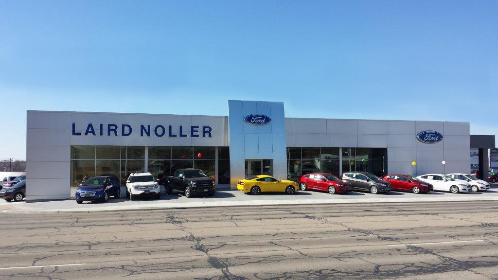 Laird Noller Ford Topeka image 3
