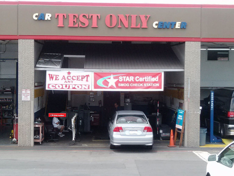 AA Smog Test Only image 0