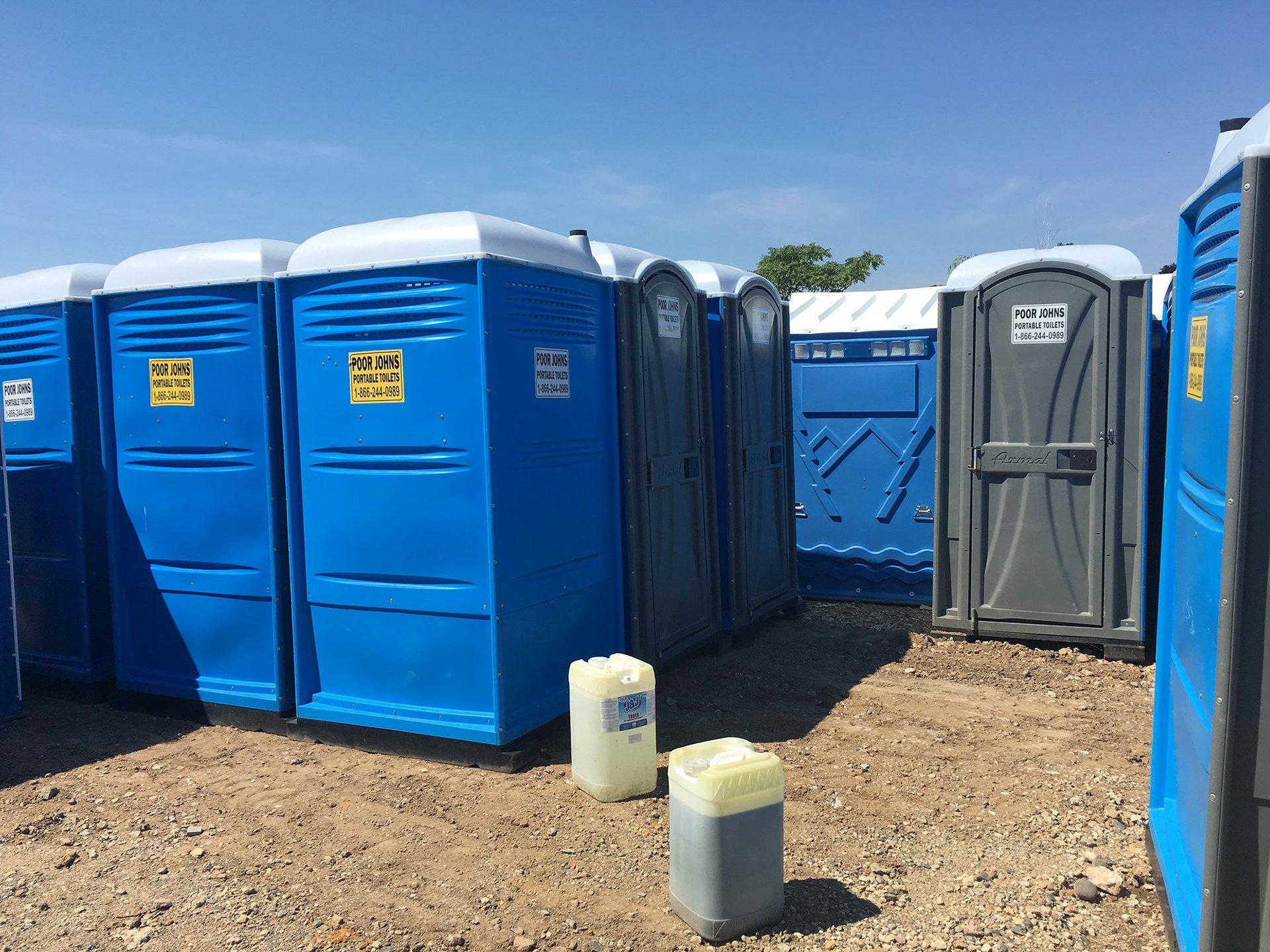 Poor John's Portable Toilets image 4