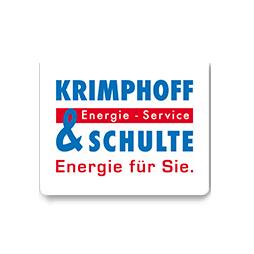 Logo von Krimphoff & Schulte Mineralöl-Service u. Logistik GmbH