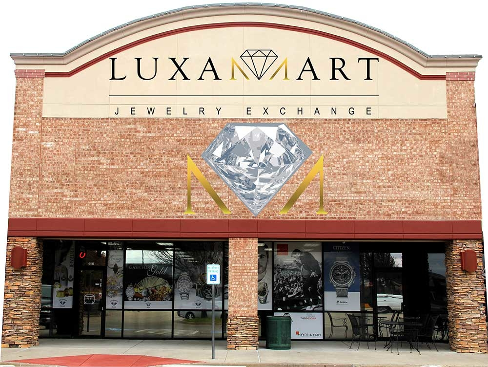 Luxamart jewelry exchange for Jared the galleria of jewelry frisco tx
