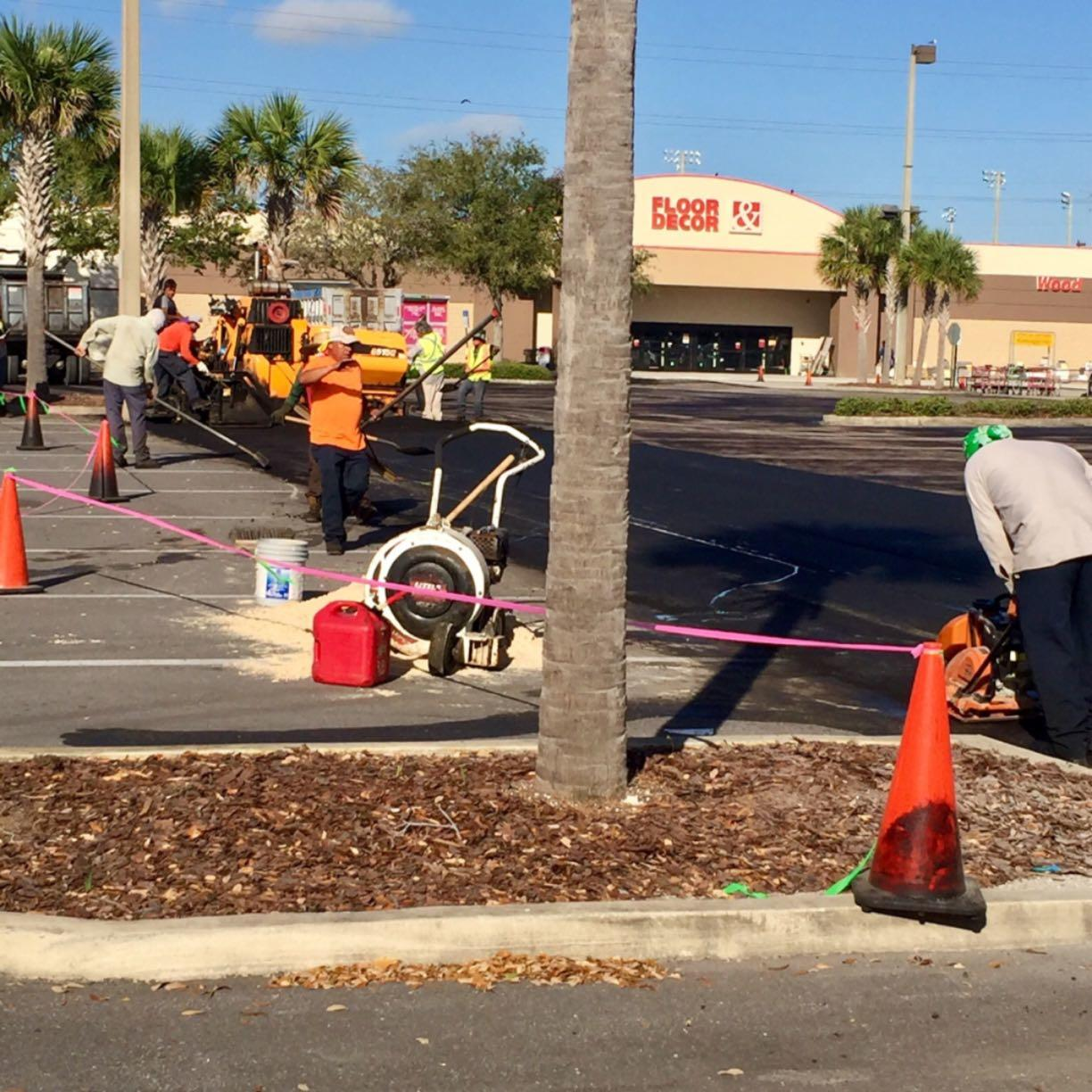 Asphalt Maintenance & Repair image 2