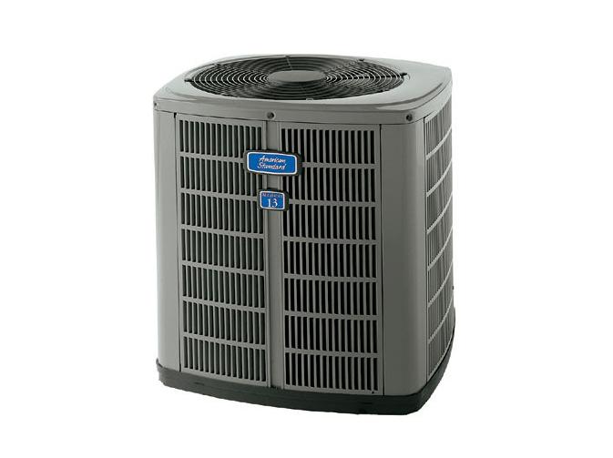Trane heating  cooling