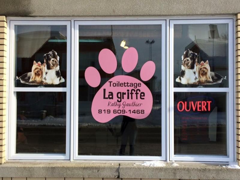 La Griffe Toilettage Kathy Gauthier à Trois-Rivières