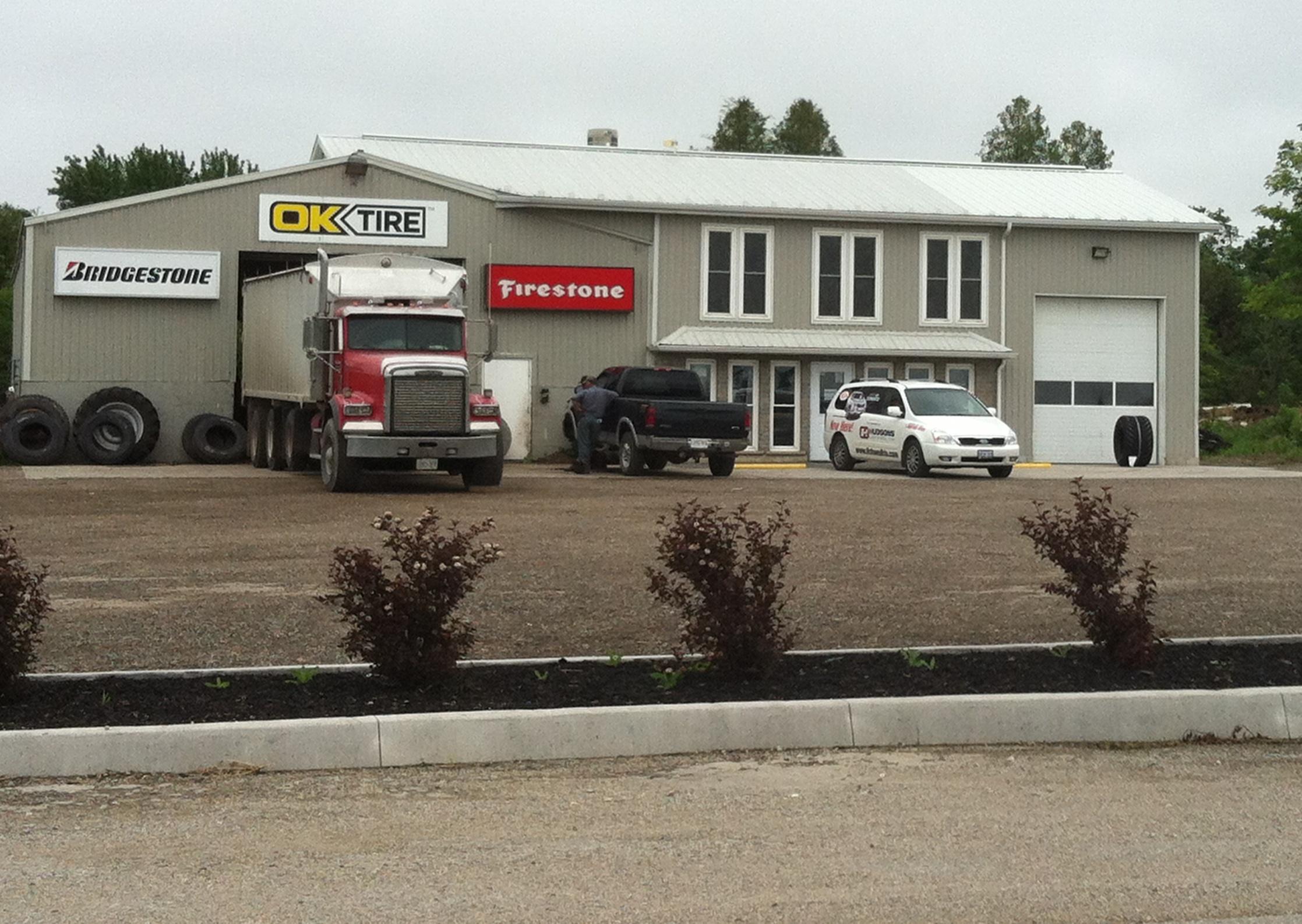 Ok Tire In Moorefield Ontario N0g 2k0 519 638 3413