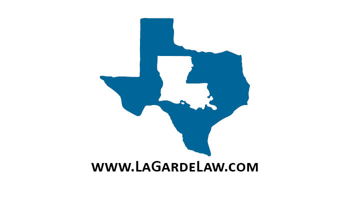 LaGarde Law Firm, P.C. - ad image