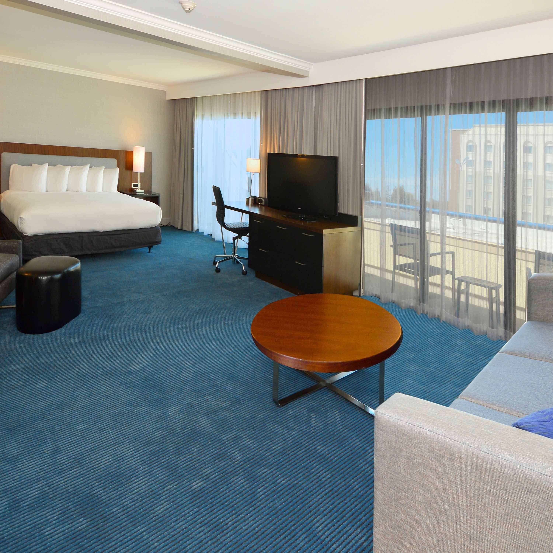 DoubleTree by Hilton Hotel Newark - Fremont image 30