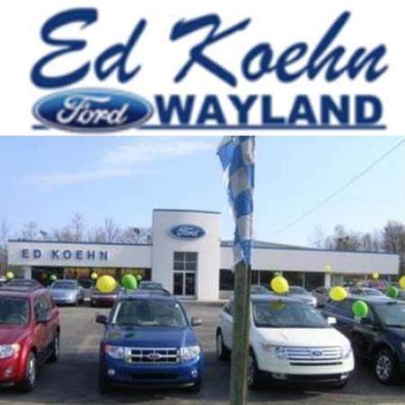 Ed Koehn Ford of Wayland image 9