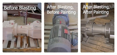 Sandblasting Equipment Kansas City Mo