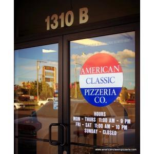 American Classic Pizza Heights