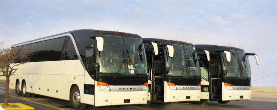 Nationwide Charter Bus Rental image 4