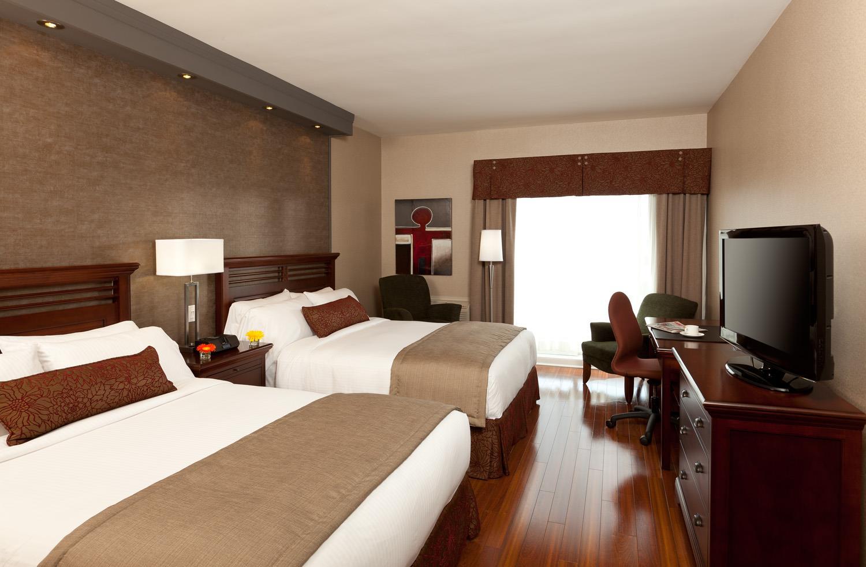 Best Western Premier Hotel Aristocrate à Quebec: Two Queens Signature Guest Room