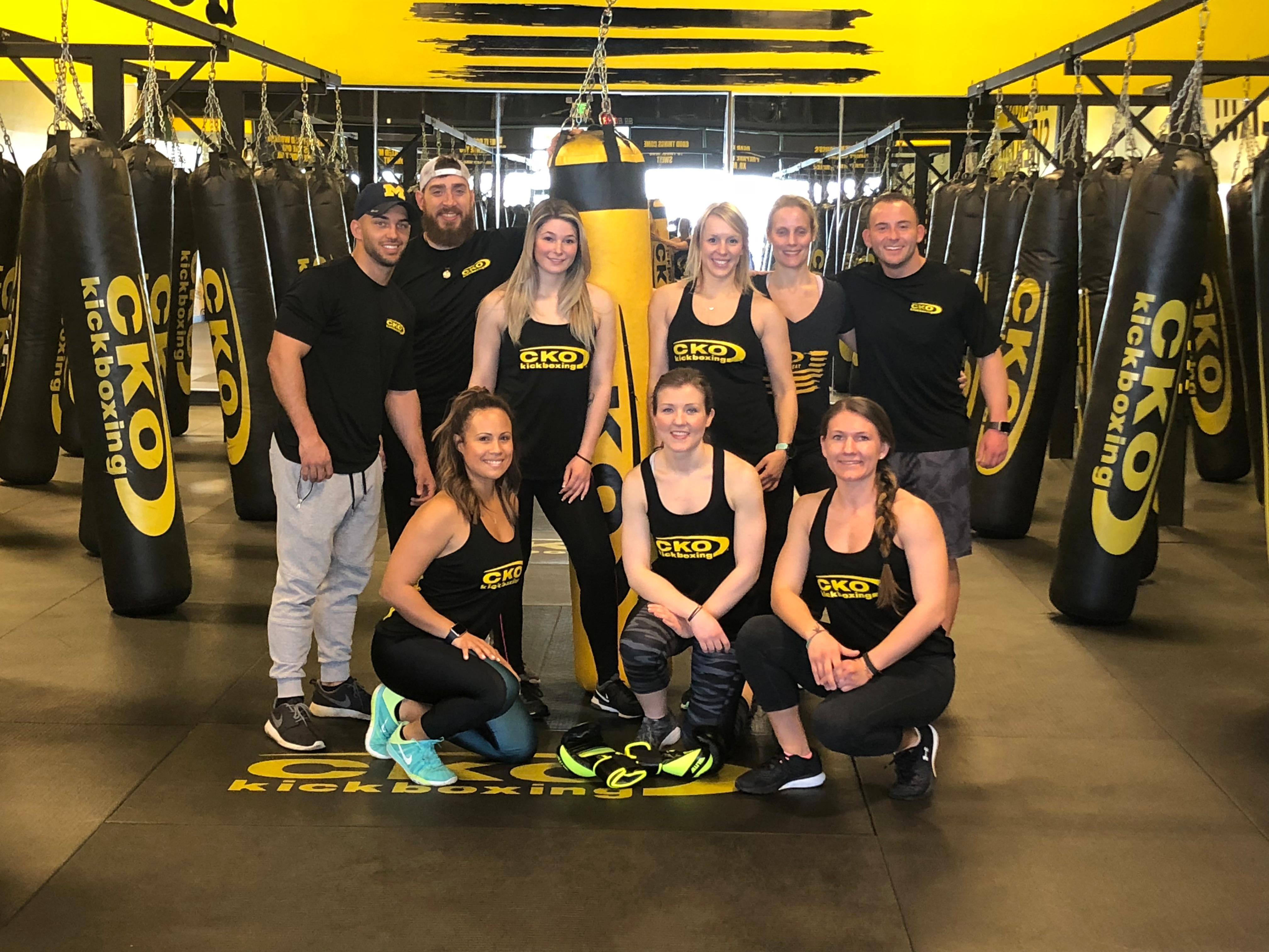 CKO Kickboxing 271 Route 22 Springfield Township, NJ Exercise