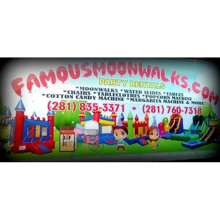Famous Moonwalks Party Rentals