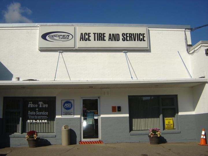 Ace Tire Auto Service In Waterville Me 04901 Citysearch