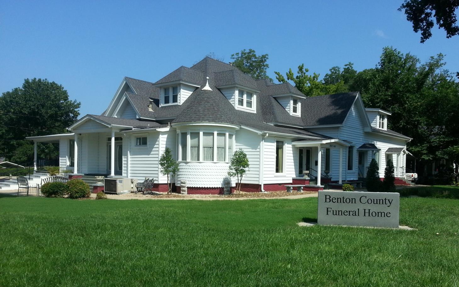 Benton County Funeral Home Rogers Ar