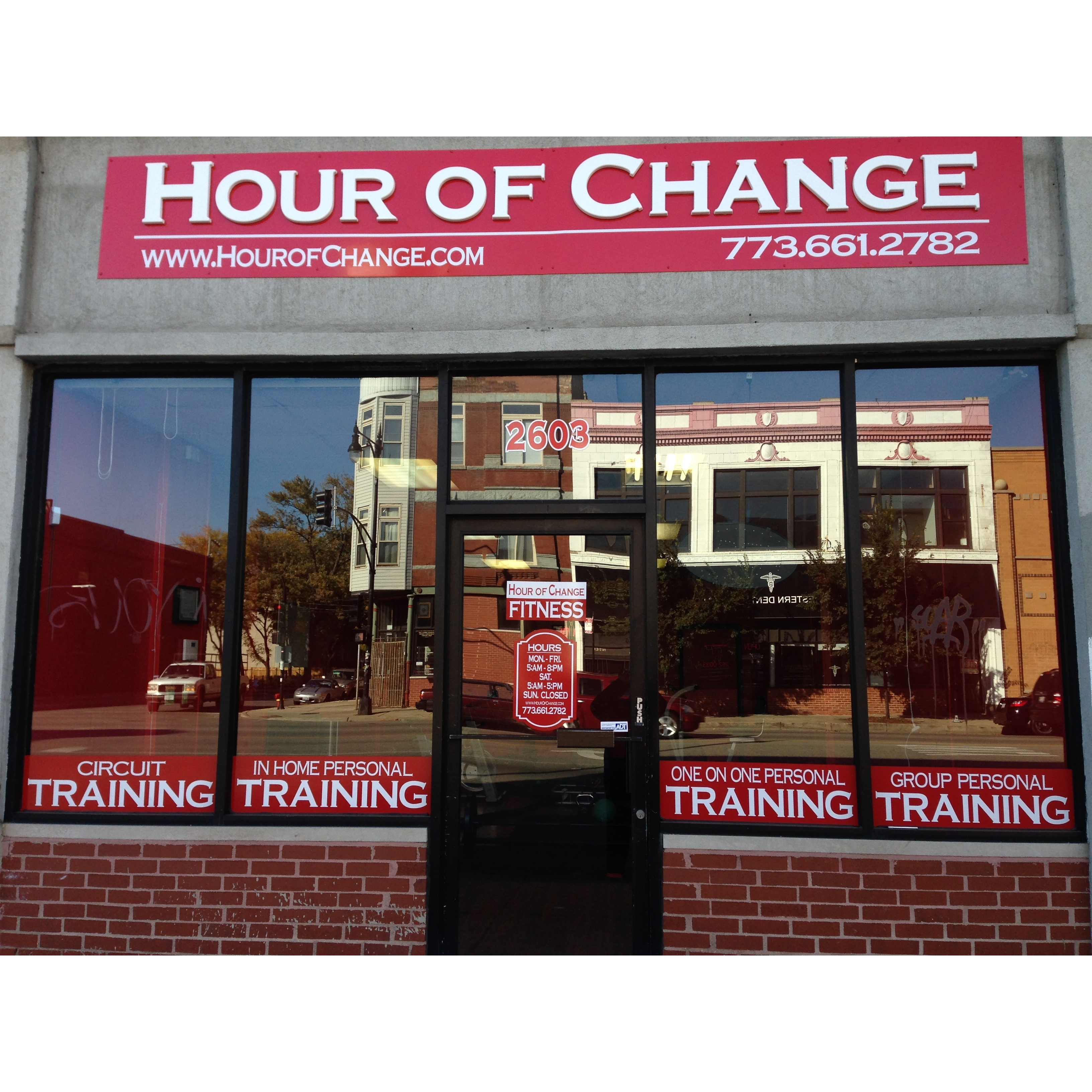 Hour Of Change Fitness, Inc