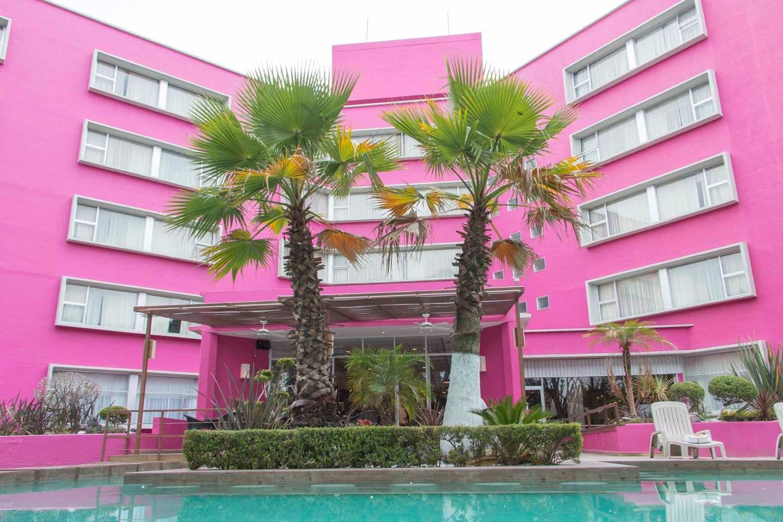 Hoteles y alojamiento en puebla infobel m xico for Hoteles por reforma 222