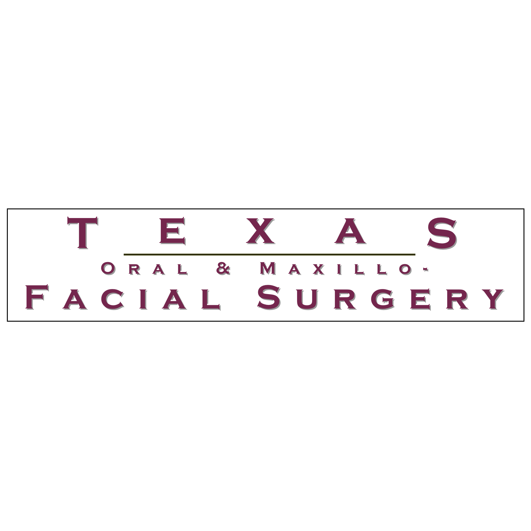 Texas Oral and Maxillofacial Surgery